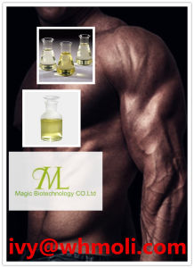99%Min Legal Bodybuilding Injectable Steroid Methenolone Acetate 100mg/Ml pictures & photos