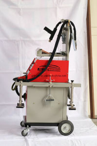 Pneumatic Double-Face Welder for Auto Outline Restoration pictures & photos