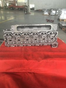 3977225 Gumins Engine Parts Cylinder Head 6isde pictures & photos