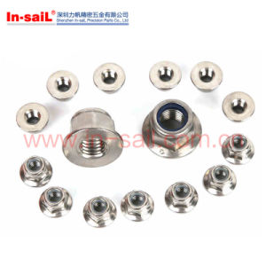 DIN 1663 Prevailing Torque Type Hexagon Nuts pictures & photos
