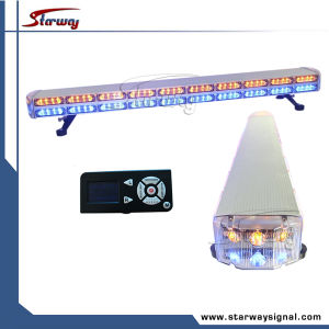 Warning LED Strobe Dual Double Linear Lightbars/High Intensity LED Lightbar/Waterproof Lightbar pictures & photos