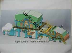 Toilet Paper/Tissue Paper/Napkin Paper/Lavatory Paper Making Machinery