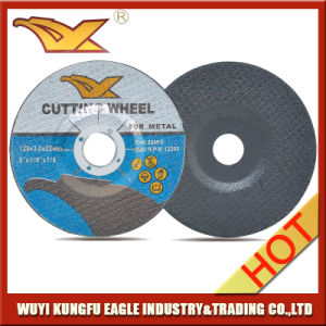 "5"" 125X3X22mm Abrasive Metal Cutting Disc with Made in China pictures & photos"