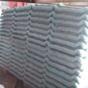 Cheap Price Fiber Glass Corrugated Sunlight FRP Roofing Sheet pictures & photos