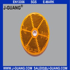 Plastic Reflex Reflector, High Quality Optic Prisms Reflex Reflector (JG-J-19) pictures & photos