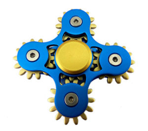 2017 Popular Toy Hand Ball Fidget Spinner Hand with Bearing pictures & photos