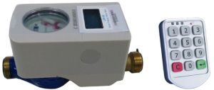 Sts Keypad Prepaid Water Meter with Intelligent Function pictures & photos