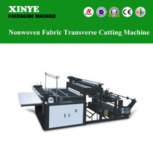 Non Woven Transverse Cutting Machine pictures & photos