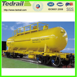Steel Structure Oil Tank Wagon pictures & photos