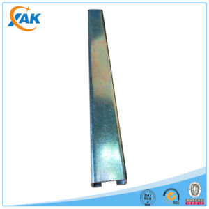 HDG Galvanized C Channel Steel for Cable Tray Support Roll Forming Machine pictures & photos