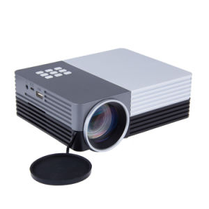 1080P LCD Home LED Movie Multimedia Digital Projector pictures & photos