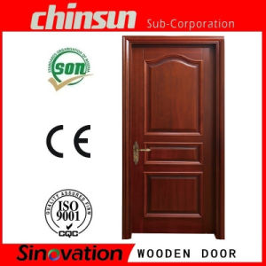 Wooden Doors Design Panel Industrial Doors pictures & photos
