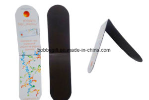 Factory Supply Printed Magnetic Bookmark Used for Books pictures & photos
