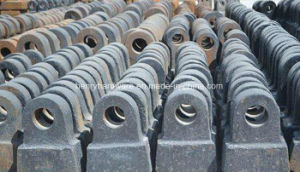 Crusher Hammers Made of High Manganese Steel Casting pictures & photos