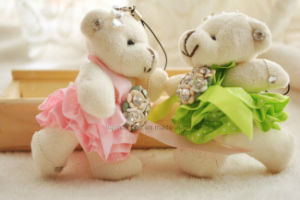 Customized Mini Stuffed Creative Plush Keychain Toy for Promotion pictures & photos