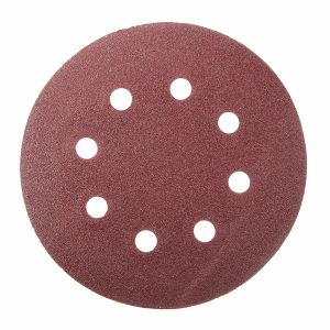 Hook and Loop Sanding Discs 115mm 8 Hole P60 pictures & photos