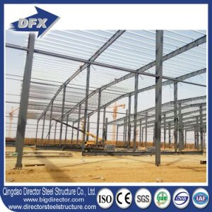 Low Cost Storehouse Steel Sandwich Panel Prefab Building for Hotel pictures & photos