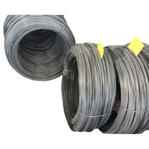 Black Cold Drawn Wire Swch18A for Fastener Application pictures & photos