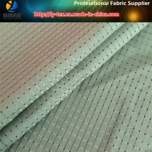 "Polyester Plain T400 Elastic Printed Jacket Fabric, Fashionable Rayon""Hole""Fabric (LY-R0103) pictures & photos"