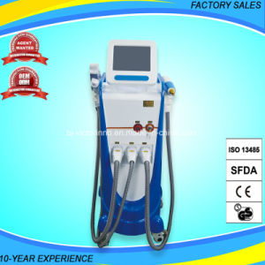 IPL Shr Electronic Laser Hair Removal Machine pictures & photos
