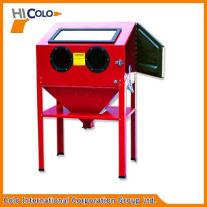 Industrial Manual Single Sandblaster Equipment pictures & photos
