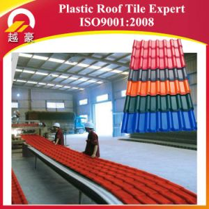 Long Life Span ASA Synthetic Resin Roof Tiles pictures & photos