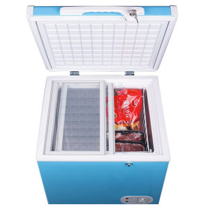 12V Mini Portable Solar Chest Deep Freezer for Caravan, Car pictures & photos