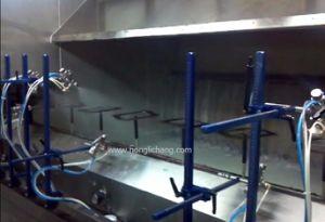 Plastic Parts Dustfree Automatic UV Painting Plant pictures & photos