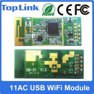 802.11AC 433Mbps Dual Band 2.4GHz/5GHz High Speed Wireless Wi-Fi USB Module for Smart Controller pictures & photos