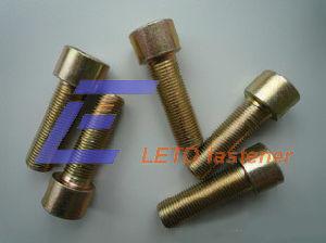 Hexagon Socket Head Cap Screw-Carbon Steel 8.8 Plain pictures & photos