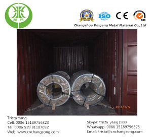 Color Coated Aluminum Coil pictures & photos