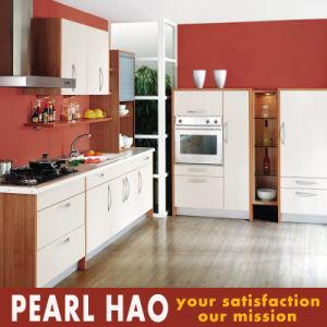 Fashionable MFC Melamine Finish Kitchen Cabinet pictures & photos