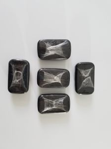 Natural Bamboo Charcoal Bar Soap for Bathing pictures & photos