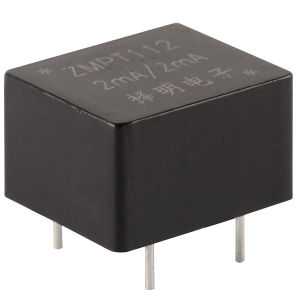 Ultramicro Voltage Transformer/Miniatrue Electronic Transformer Zmpt112 pictures & photos