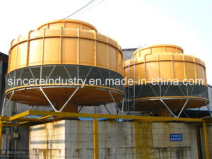 Round Cooling Tower for Plastic Industrial pictures & photos
