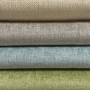Plain Chenille Fabric for Sofa Packing in Rolls (EDM500) pictures & photos