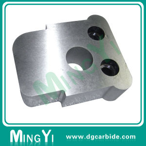 CNC Machining Various Shape Tungsten Carbide Locating Block Set pictures & photos