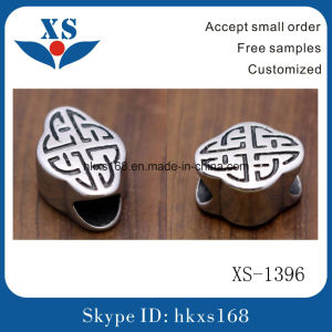 Stainless Steel Jewelry Bead for Bracelets