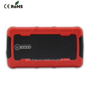 QC2.0 Quick Charge 13000mAh Portable Car Jumpstarter Power Bank pictures & photos