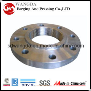 "BS4504 Table D 16"" Carbon Steel Slip on Flange. pictures & photos"