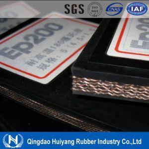 Metallurgy Cement Industry Heat Resistant Rubber Conveyor Belt pictures & photos