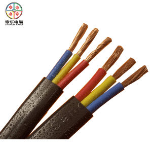 PVC Flat Cable, Electrical Wire Cable pictures & photos