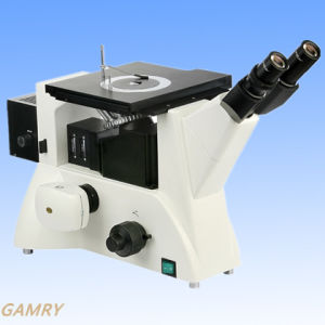 Inverted Metallurgical Microscope Mlm-20 High Quality pictures & photos