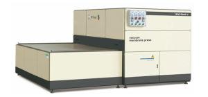 Vacuum Membrane Press (WV2300C-1)