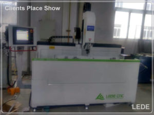 CNC Milling Machine --Holes, Groove Milling 3X Copy Router Lxfa-CNC-1200 pictures & photos