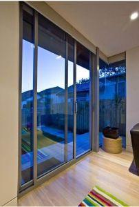 Aluminium Sliding Door with Thermal Break (pH-8118) pictures & photos