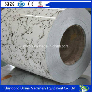 Environment Friendly Prepainted Galvanized Steel Coils / Color Coated Steel Coils / PPGI for Roofing Materials pictures & photos