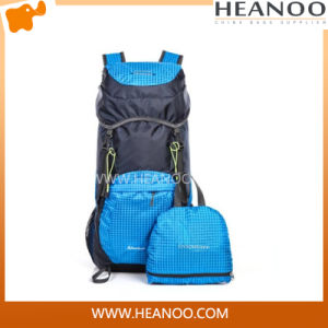 40L Large Lightweight Travel Waterproof Backpack Foldable Hiking Daypack pictures & photos