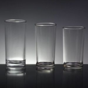 Home Goods of Standard Size of Vodka Large Drinking Glasses Cylinder Cup Set pictures & photos