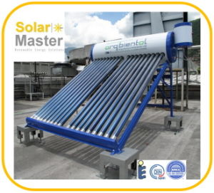 2016 High Efficiency Low Pressure Solar Heater